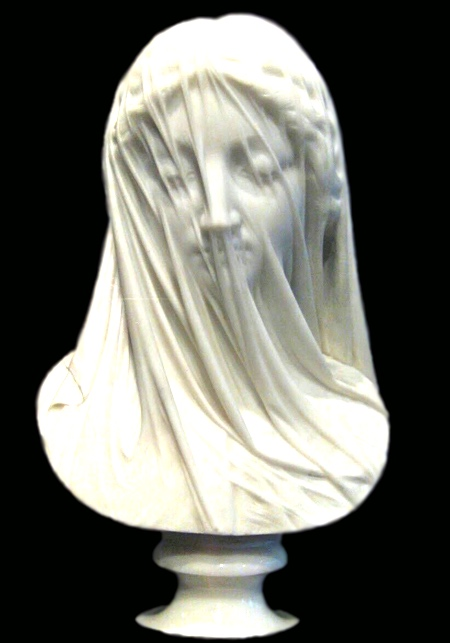 THE VEILED VIRGIN. 1850.