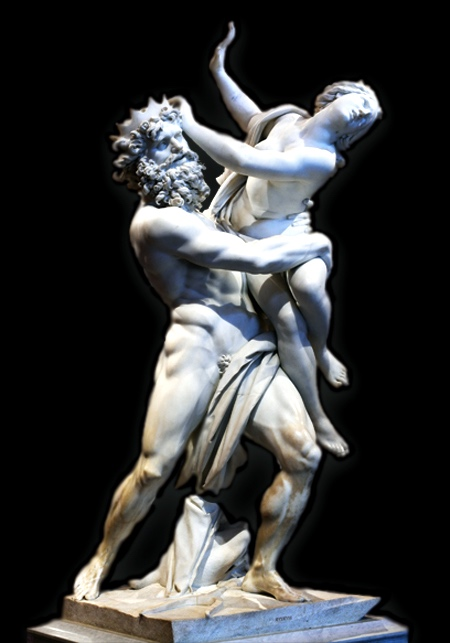 THE RAPE OF PROSERPINA. 1622.